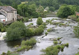 Picturesque Llangollen